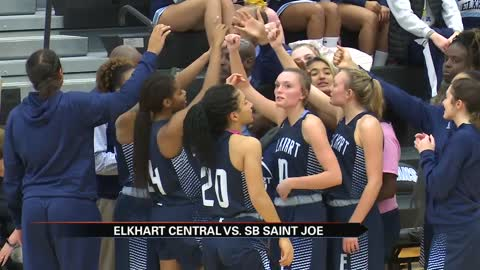 SB Adams boys and Elkhart Central girls take down undefeated...
